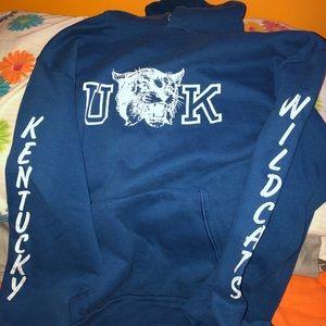Vintage University of Kentucky hoodie
